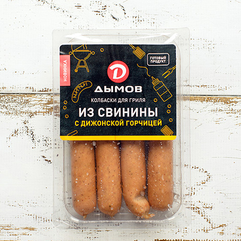 Колбаски для гриля Дымов